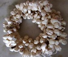 Artificial Hair Flower Tagar South Indian Veni Gajara SeaShell Statement Choker