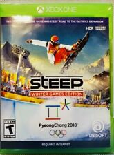 Steep: Winter Games Edition - PyeongChang 2018 - Xbox One Complete NEW Sealed