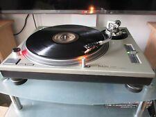 Technics sl-1200 mk2 PLATINE  DJ tourne-disques turntable