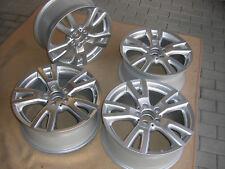 4 x 7,5 J x 17 Zoll ET 36 Original Mercedes Felgen W 203, W 203 CLC, SLK 170/171