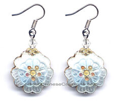 Chinese Apparel Chinese Jewelry Cloisonne Earrings