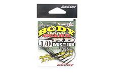 Decoy Worm 108 Body Guard HD Hook for Wacky Rig Size 1/0 (4009)