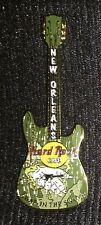 HARD ROCK CAFE NEW ORLEANS SWAP IN THE SWAMP GUITAR PIN