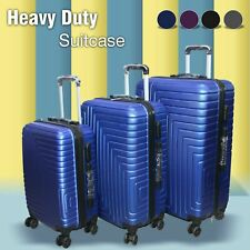 Lightweight Suitcase 4 wheels Luggage Travel Bag Hard Shell large Suitcase cabin