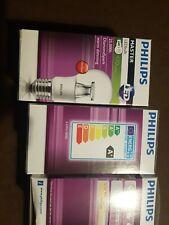 4x Philips led diamond spark dimmable bulbs