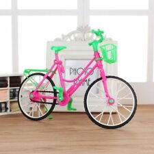 """New Doll Bicycle Bike Doll House For Doll 12"""" Doll Accessories Girls Gift"""