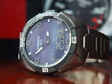 Tissot Uomo T-Touch Expert Solar Titanio T0914204405100!!! in garanzia!!!