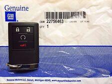 2008-2013 Cadillac Escalade EXT Keyless Remote Key Fob Entry GM # 22756463 OEM