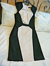 Dorothy Perkins Vestido De Piedra Negra Talla 10