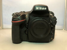 Nikon D800 Digital SLR 36.3 MP FX Format Camera (black) Body Only