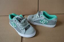 DC Shoes Youth Chelsea TX SE Grey Skateboarding Shoes New/Display ADGS300018