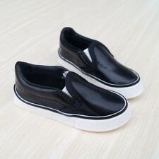 "BJD Black Canvas Shoes Sneakers For Male 1/3 24"" 60cm BJD doll AOD SD DOD DK DZ"