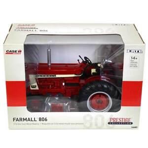 1/16 Farmall 806 Tractor, Prestige Collection by ERTL 44190