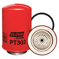 """BALDWIN FILTERS PT302 Spin-On,2-3/4"""" Thread ,6-3/8"""" L"""