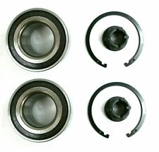 Dacia Duster 2012-> Front Wheel Bearing Kit Pair