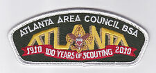 2012 USA BOY SCOUTS OF AMERICA (BSA) - ATLANTA AREA SCOUT COUNCIL SHOULDER PATCH