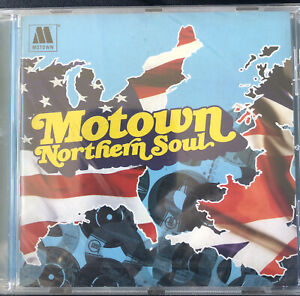 Motown Northern Soul New Sealed Cd Marvin Gaye Edwin Starr Four Tops Free Post