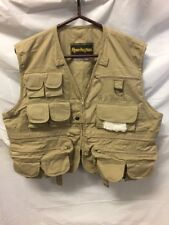 Remington Mens Hunting Vest Sz L Shooting Fishing Fly Outdoors