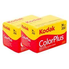 10 Pack Kodak Colorplus 200 35mm 36 Exposure Cheap Colour Print Film