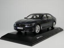 1:18 BMW 750 Li Long Version Diecast model car (GREY)