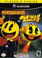 Pac-Man Bundle Nintendo Gamecube Complete