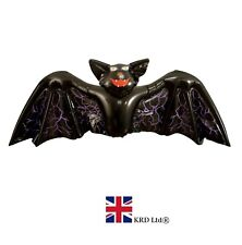 Halloween Inflatable Bat Blow up Toy Scary Spider Party Toys Decoration 130cm UK