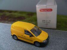 1/87 Wiking VW Caddy gelb 275 01