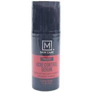 M Skin Care Prevent Acne Control Serum Calm Irritated Skin & Prevent Breakouts