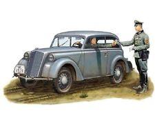 BRONCO MODELS OPEL OLIMPIA STABWAGEN 1937  WITH CREW  Scala 1:35 Cod.CB35052