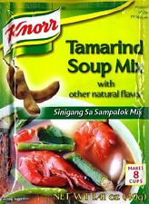 Knorr Tamarind Soup Mix 1.41oz Buy 3 Get 1 Free Sinigang Sa Samplalok Mix