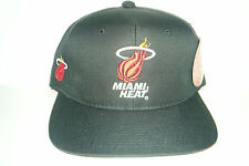 Miami Heat Vintage Snapback Hat NWT  Authentic New G Cap Rare!!