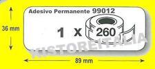 ETICHETTE COMPATIBILI DYMO LABELWRITER UN ROTOLO 99012