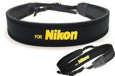 Shoulder Neck Strap for Nikon D5000 D7000 D300 D90 D80 D40 D40X D60 SLR Camera