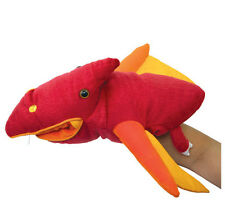PREHISTORIC PAULY PTERODACTYL HAND PUPPET BRAND NEW GREAT GIFT DINOSAUR