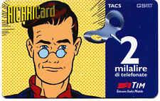 RICARICA TIM WALKER P3 GIALLO GEN.9 CAMPIONE OMAGGIO CELLULARE