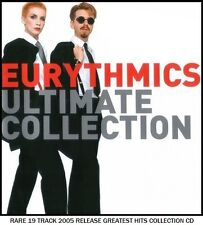 Eurythmics - Very Best Of Collection RARE 2005 CD 80's Synth Pop Annie Lennox