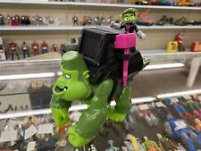 Teen Titans Go Imaginext DC Beast Boy and Gorilla Loose Figures One Missile