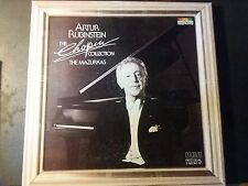 Vinyle 33t - Arthur Rubinstein - The Chopin Collection - The Mazurkas - 3 disque