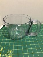 Black + Decker 8 Cup Food Processor FP1600 FP1600B Work Bowl part