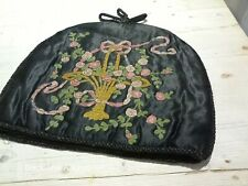 More details for antique beaded tea cosy