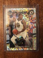 2017-18 Donruss Optic Premium Box Set Prizm Draymond Green Ltd. 165/249
