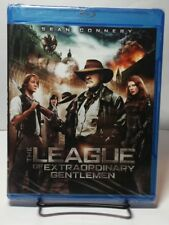 The League of Extraordinary Gentlemen (Blu-ray Disc, 2009)New(Sealed)-Free S&H