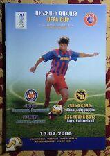 Programs Mika Armenia -Young Boys Switzerland 2006