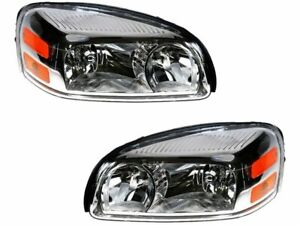 For 2005-2006 Pontiac Montana Headlight Assembly Set 54566KH Headlight Assembly