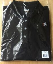 Men's Bushnell Black Golf Shirt Size XL New!