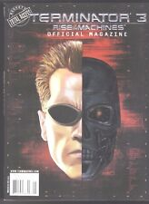 TERMINATOR 3 OFFICIAL MOVIE SPECIAL MAGAZINE # 1 2 COMICS RISE OF THE MACHINES