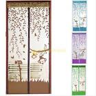 Hands Free Magic Mesh Screen Guard Net Door Magnets Anti Mosquito Bug Curtain
