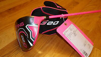 NEW BUBBA WATSON PINK PING G20 Driver 10.5 degree RH REG R LIMITED EDITION