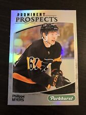 Philippe Myers 2019-20 Upper Deck Parkhurst Prominent Prospects #PP-22 Flyers RC