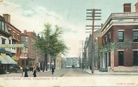 POUGHKEEPSIE NY - Market Street - udb (pre 1908)